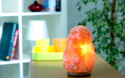image for Salt Lamps and Your Pet's Safety